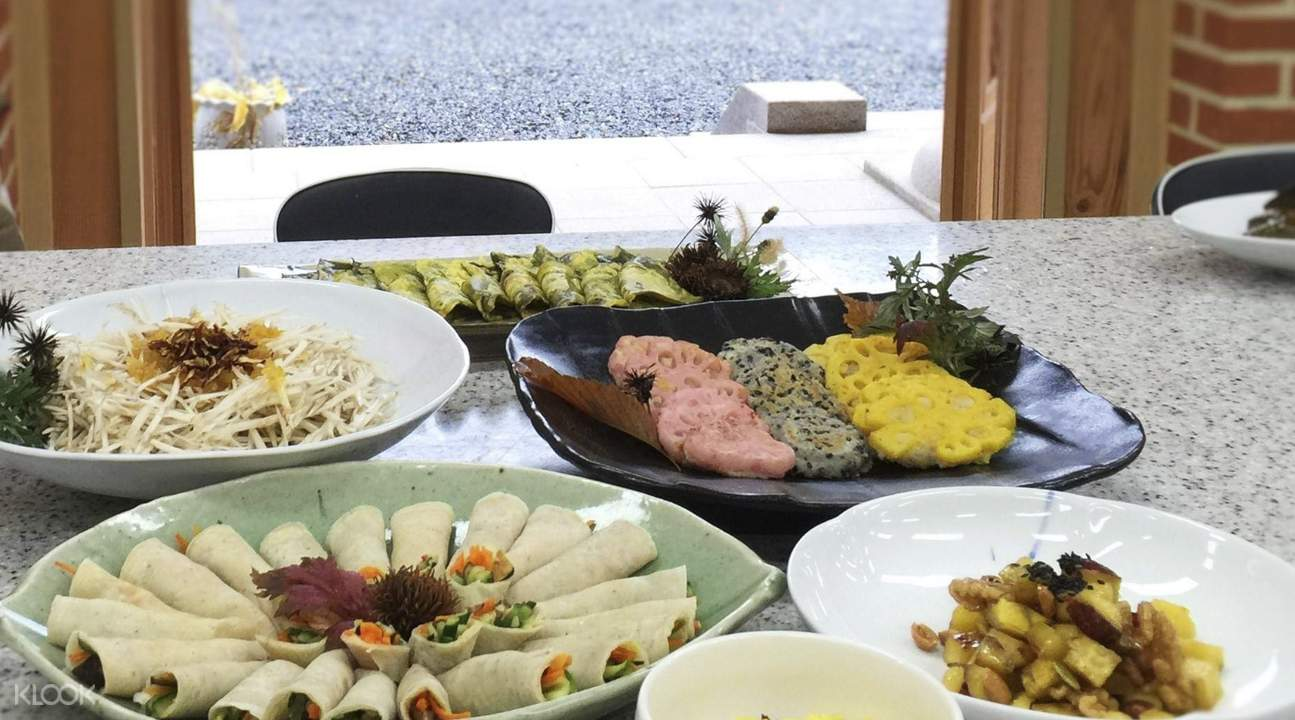 Buddhist vegetarian cuisines